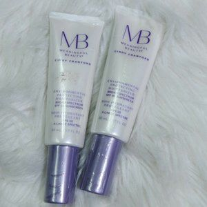 Meaningful Beauty Protecting Moisturizer 2 pcs
